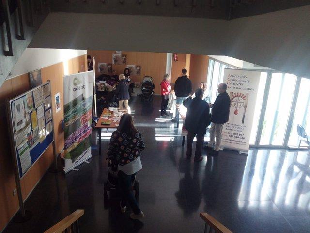 Centro de Salud de Lucano celebra las jornadas