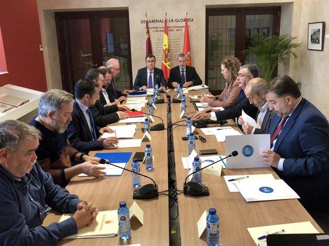 Consejo de Administración de Emuasa