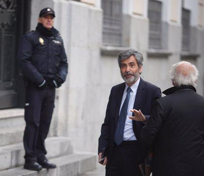 La Generalitat prevé denunciar a Lesmes ante la Fiscalía por la sentencia de las hipotecas