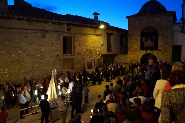 Fiestas del Tremedal de Tronchón (Teruel)