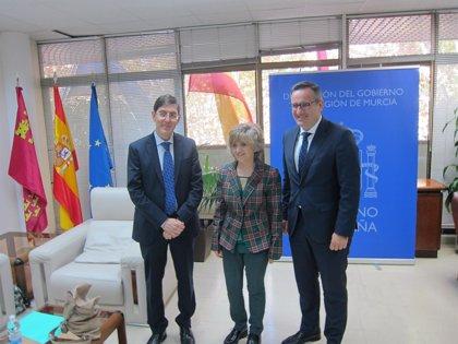 Conesa recuerda que el anterior Gobierno de Rajoy podía haber condonado el 50% de las ayudas a los vecinos de Lorca