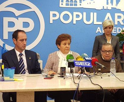 La exalcaldesa de Alpedrete renuncia a su acta de concejal en el Ayuntamiento, donde era portavoz del PP