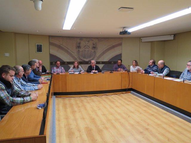 La Reunión Se Ha Celebrado En El Parlamento Riojano
