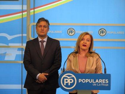 """Senadores PP riojanos piden """"un estudio de viabilidad para que Santa María La Real acoja un parador nacional de turismo"""""""