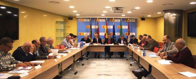 Comisión de Desembalse de Confederación Hidrográfica del Segura (CHS)