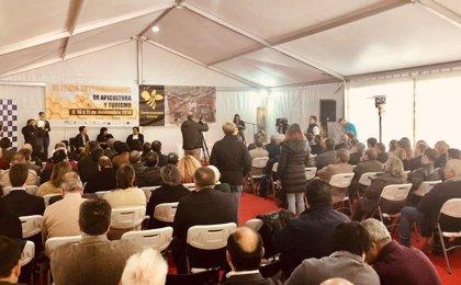 """Arranca en Caminomorisco la VI Feria Internacional de Apicultura y Turismo de Las Hurdes """"más internacional"""""""