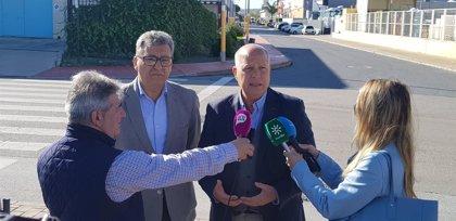 Imbroda (Cs) reclama una solución para los ocho millones de metros cuadrados de zonas inundables en Málaga