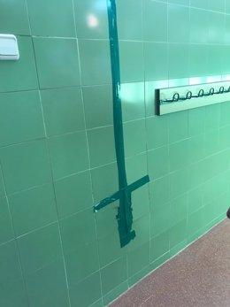 "Centro educativo ""abandonado"""