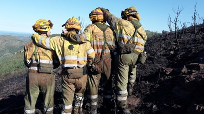 El Consell crea la sociedad de gestión de emergencias que subrogará a los bomberos forestales de Tragsa