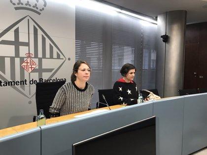 """Janet Sanz troba """"incomprensible"""" que ERC i Cs donin suport a la connexió del Tram al Parlament"""