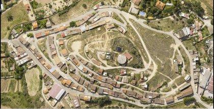 Aprobada la redacción del proyecto de urbanización de la calle Sarmiento, en el Monte de las Bodegas de Lardero