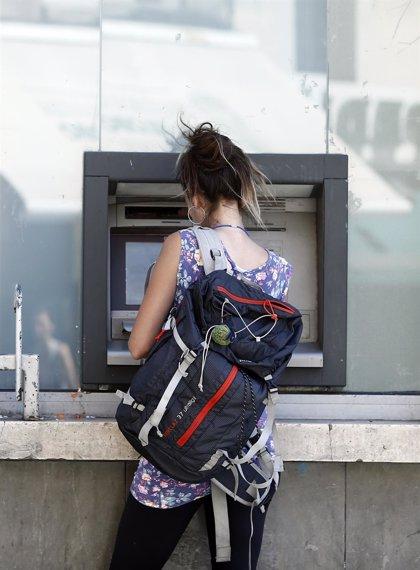 Detenido por atracar una joven a punta de cuchillo en un cajero de Las Palmas de Gran Canaria