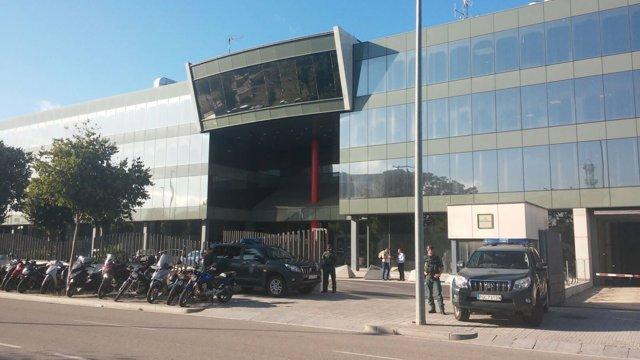 Centre de Telecomunicacions i Tecnologies de la Informació (CTTI).