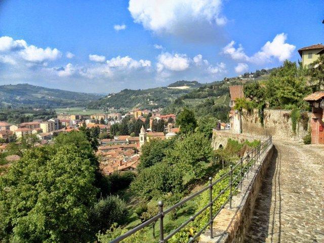 Localidad de Asti (Italia)