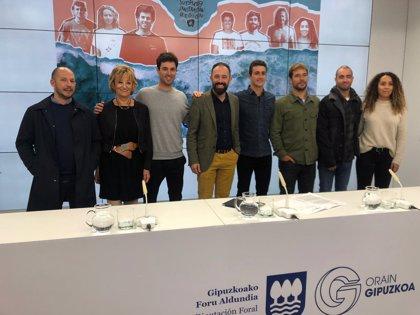 Diputación de Gipuzkoa promociona la costa vasca como destino de surf con el proyecto 'Surfing San Sebastian Region'