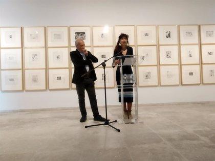 La 'Suite 347', última serie de grabados de Picasso, convierte al público en un 'voyeur'