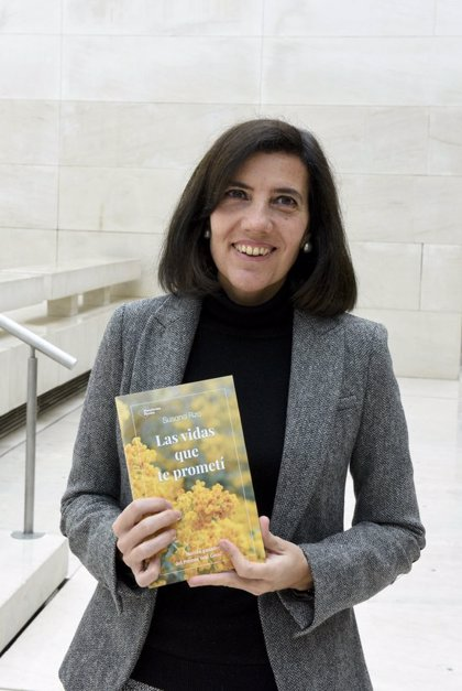 La novel·la 'Las vidas que te prometí' de Susana Rizo guanya la quarta edició del Premi Feel Good