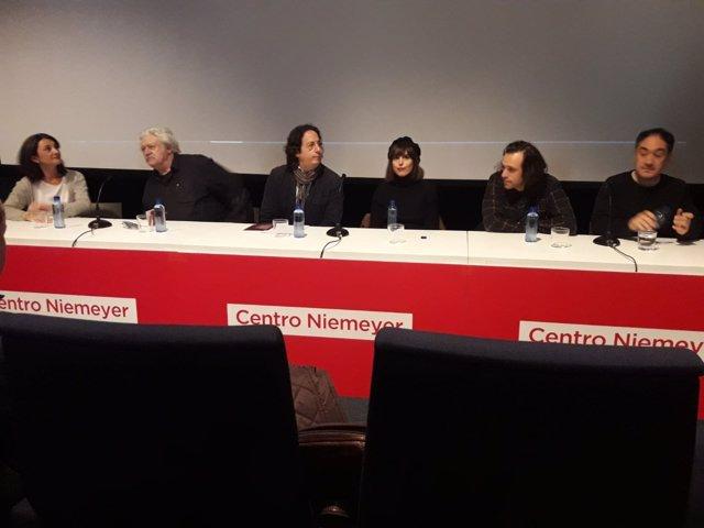 Presentación de 'La Strada' en Avilés