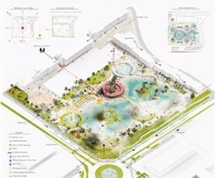 Un estudiante de Arquitectura de la UA gana el concurso internacional para construir un hotel en Arona (Tenerife)