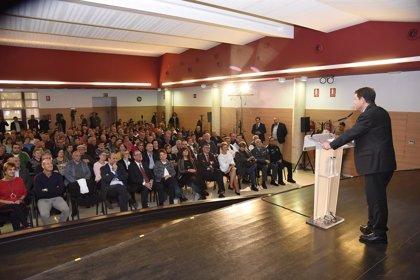 Page reitera su compromiso de recuperar el turismo social para mayores y que beneficie a 10.000 personas el próximo año