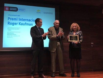 Premian a Barcelona Activa por sus políticas innovadoras en desarrollo local