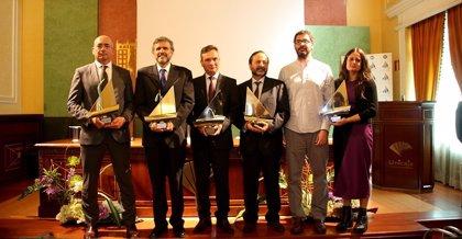 Salvamento Marítimo, Navantia Bahía y el director del Centro Oceanográfico, premiados por el Clúster Marítimo-Marino