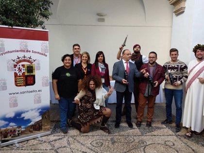 Santaella presenta la marca turística 'Catedral de la Campiña' en la Feria de los Municipios