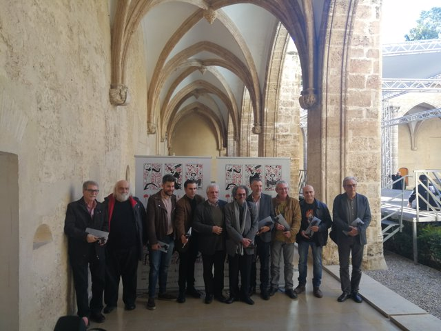 Premiados recogen los 'Pont del Mediterrani' de la Mostra Viva