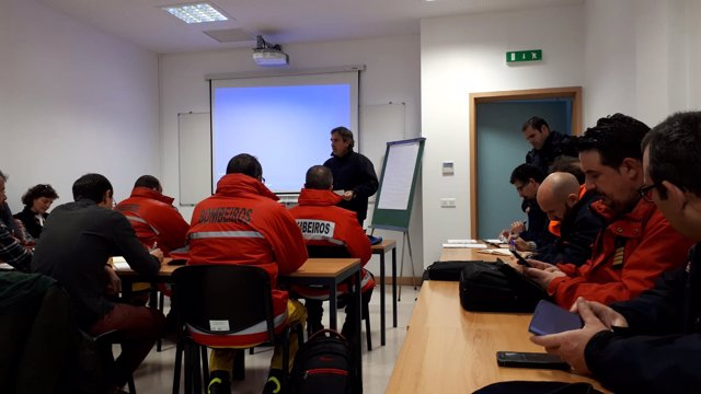 Taller en Portugal sobre colaboración transfronteriza en materia de incendios