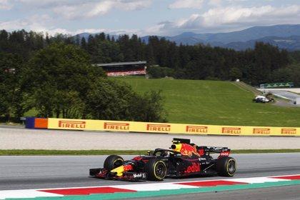 Verstappen lidera los primeros libres en Interlagos y sigue en la línea de México