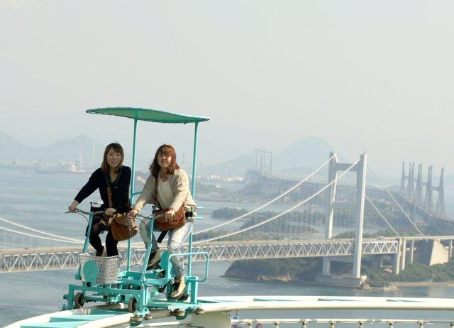 Turistas en Japón