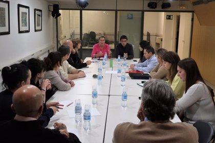 Los consellers de Trabajo y Salud se reúnen con el Comité de Empresa del Grupo Juaneda para abordar el anuncio del ERE