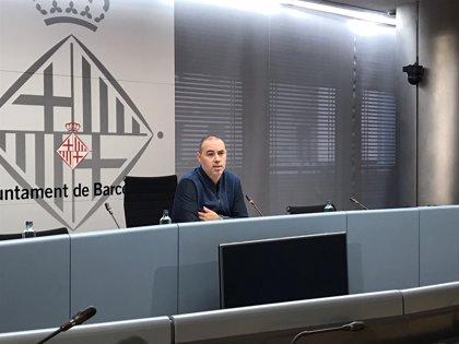 BComú apel·la a un acord a tres bandes per detenir l'enderrocament de tres finques de Gràcia