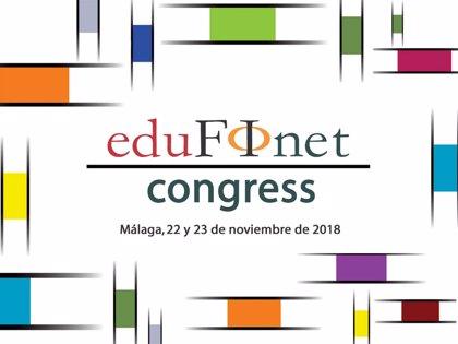 El proyecto Edufinet de Unicaja organiza el 22 y 23 de noviembre el Congreso Internacional de Educación Financiera
