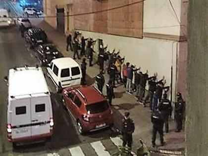 """SOS Racismo denuncia el aumento de """"redadas racistas"""" en San Francisco (Bilbao)"""