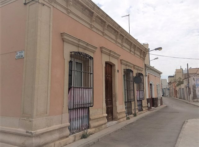 Barrio Alto de Almería