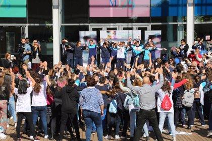 Más de 150 niños y adolescentes redactan la Declaración de Málaga, que refleja sus reivindicaciones y retos futuros