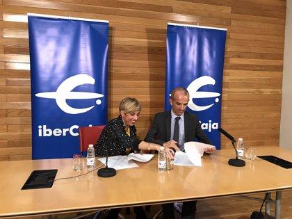 Ibercaja y Asociación de la Prensa renuevan acuerdo para realizar la Guía de Comunicación y actividades formativas