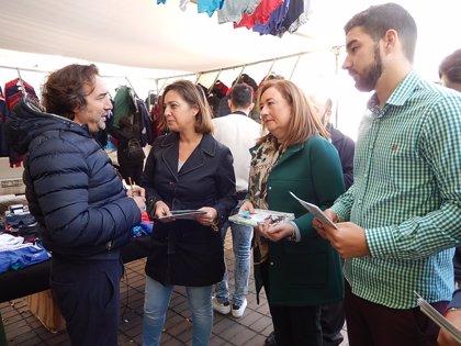 El PSOE asegura que Andalucía se ha situado a la vanguardia en la lucha contra la exclusión social