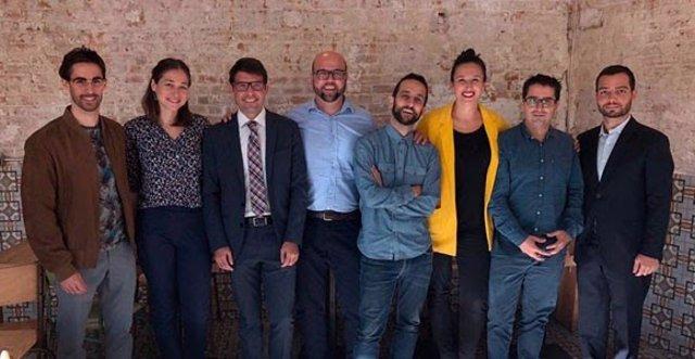 La nova comissió Pimec Joves Barcelona