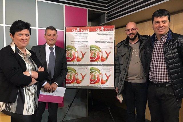 Jornadas en defensa del patrimonio alimentario