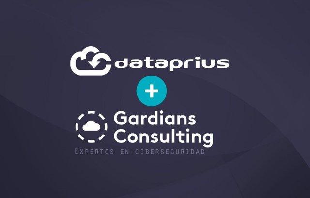 Alianza de Dataprius con Gardians Consulting. Seguridad de sistemas