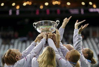 República Checa y Estados Unidos, una final de ausencias por la Fed Cup