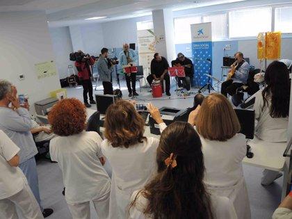 La música del Festival de Jazz de Granada suena en el Hospital Virgen de las Nieves