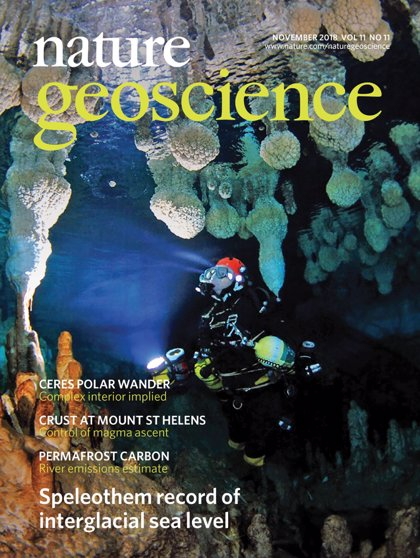 Las cuevas sumergidas de Mallorca aportan datos sobre lo que ocurrirá con el cambio climático, según un estudio