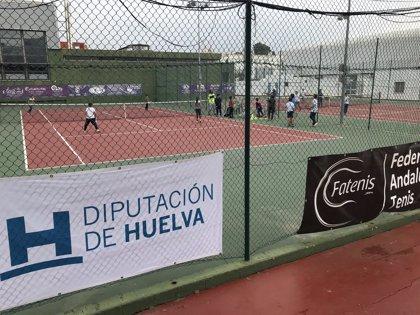 El bádminton y el tenis se suman a la fiesta deportiva de La Provincia en Juego de Diputación de Huelva