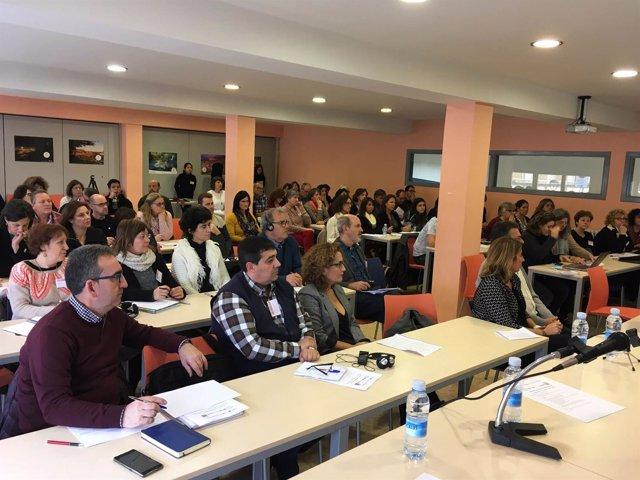 Jornadas de Cooperación Transfronteriza de la Eurorregión de Formación Profesion