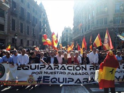 Jusapol i els CDR es tornaran a manifestar separadament aquest dissabte a Barcelona