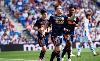 El Valencia visita apurado al Getafe tras coger aire en la Champions