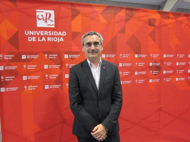 Rector De La UR, Julio Rubio